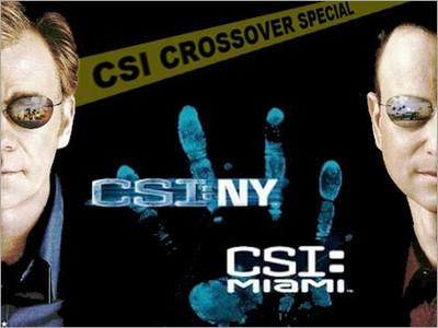 CSI :マイアミ×CSI:NY クロス...